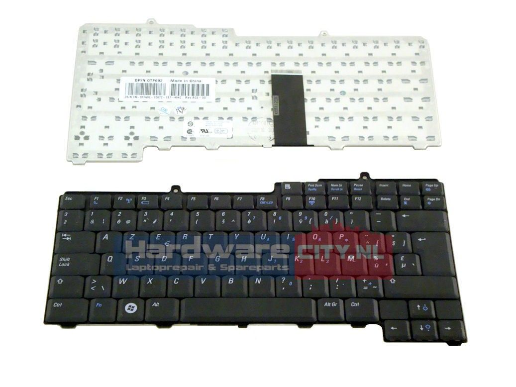 Dell Inspiron 630M/6400 BE keyboard