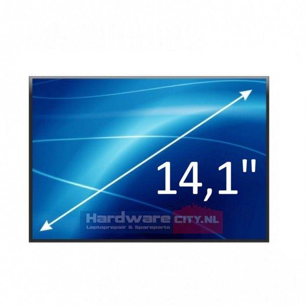 "Laptop LCD Scherm 14,1"" 1366x768 WXGAHD Glossy Slimline (non bracket)"