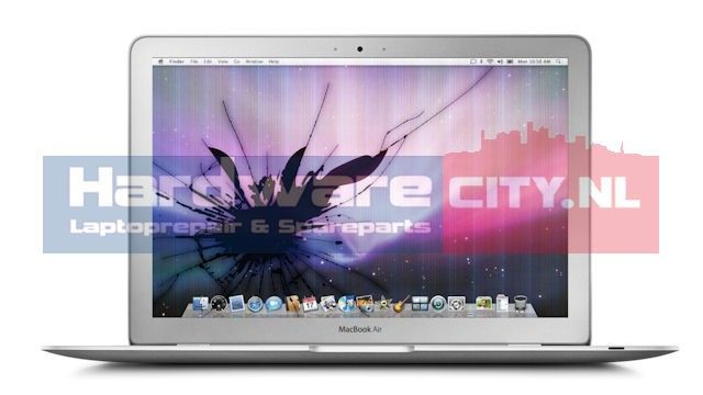 "Apple MacBook Air LCD scherm 11,6"" vervangingsservice"