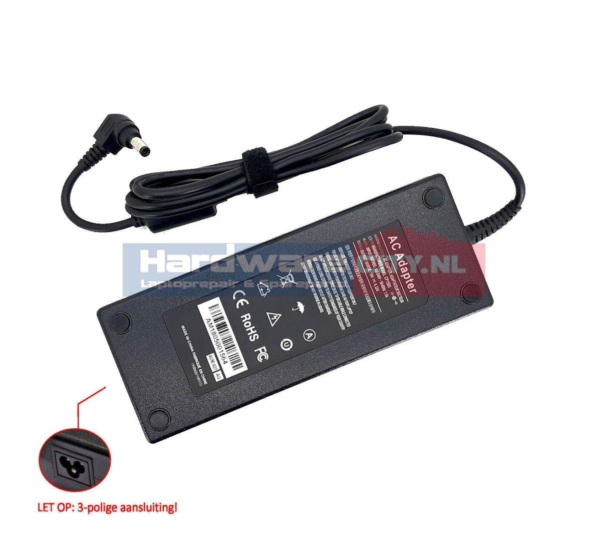 Verrassend Asus AC Adapter 19V 6.32A 120W - Laptop reparatie en onderdelen JH-55