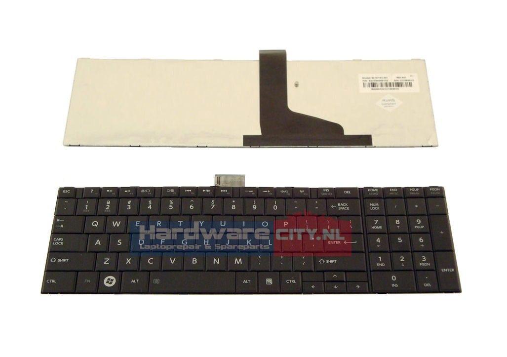 Toshiba Satellite C850/C870 series US keyboard
