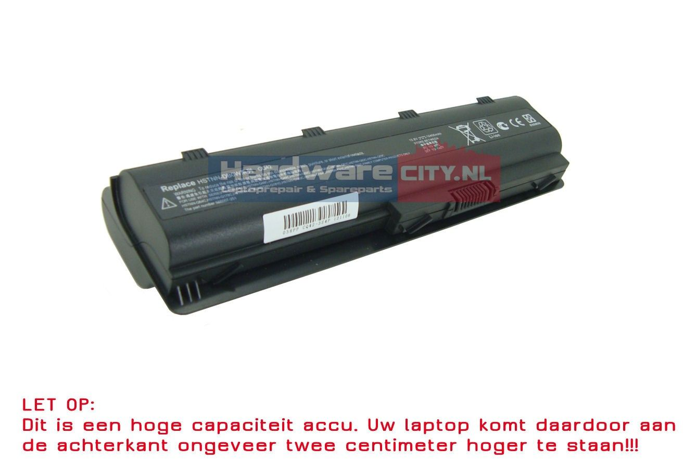 HP/Compaq Accu 10.8V 8800mAh (Extended)