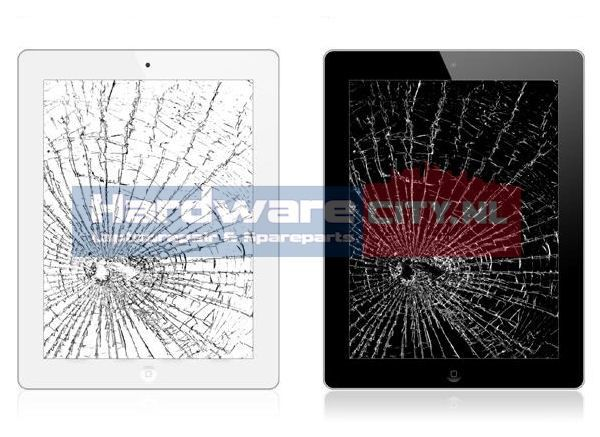 Apple iPad Digitizer vervangingsservice