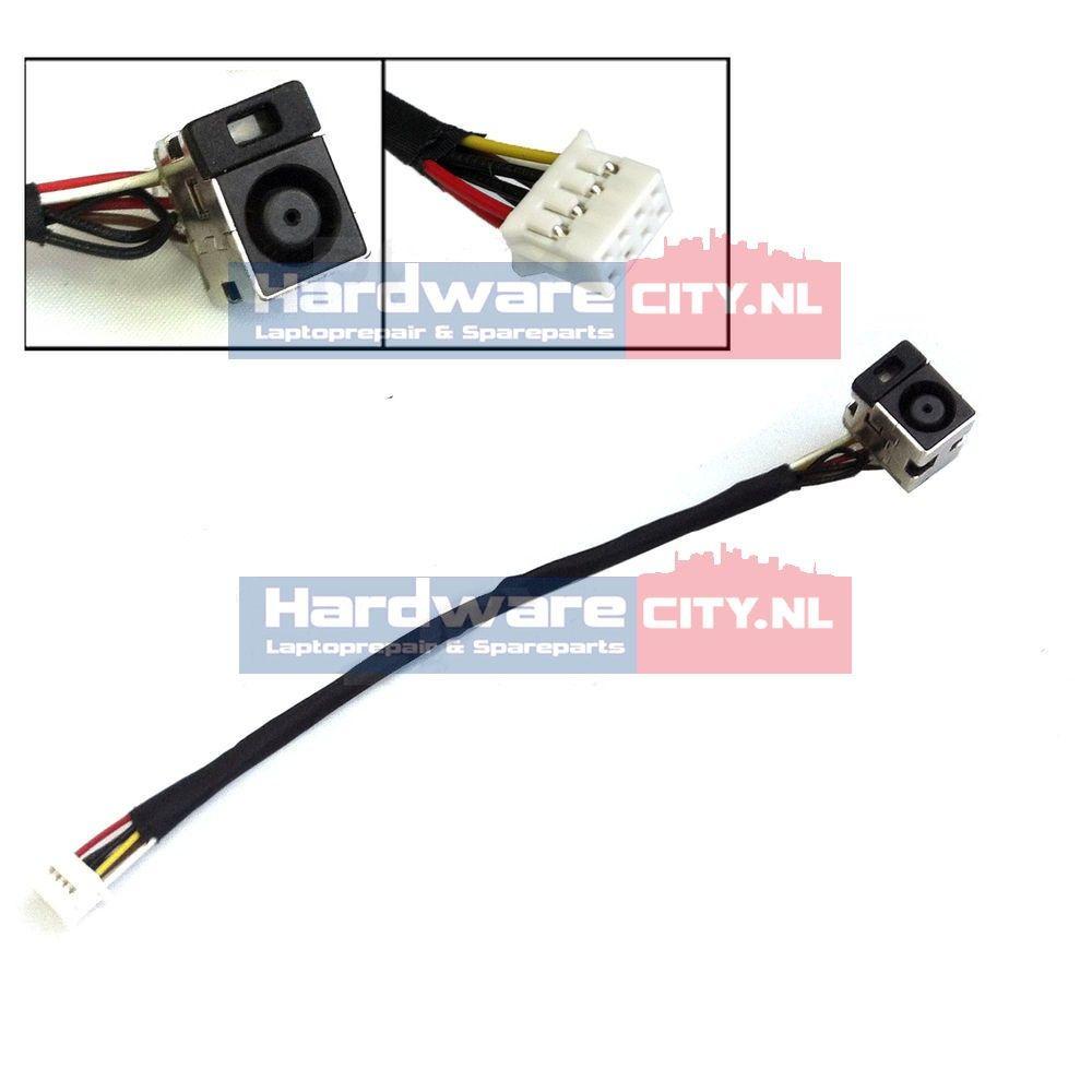 HP DC jack DD0R18AD000 / DD0R18AD010 / DD0R18AD020
