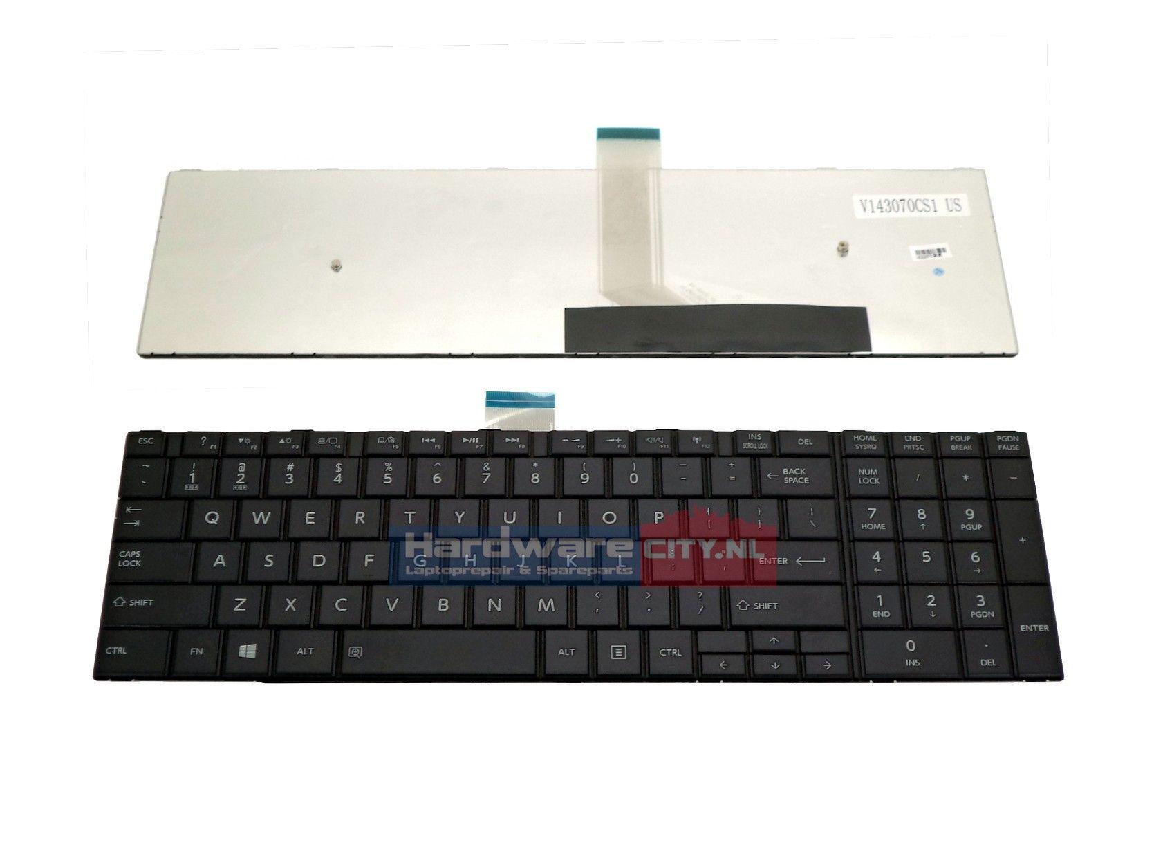 Toshiba Satellite C50 series US keyboard