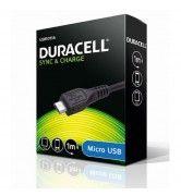 Duracell Micro USB kabel 1 meter